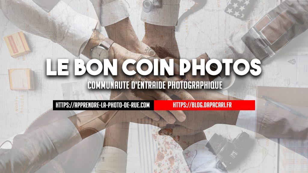 groupe privé Facebook pour évoluer en photographie