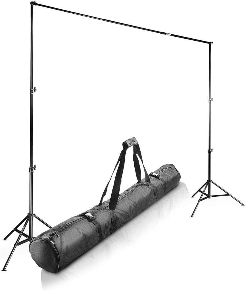 kit studio photo débutant