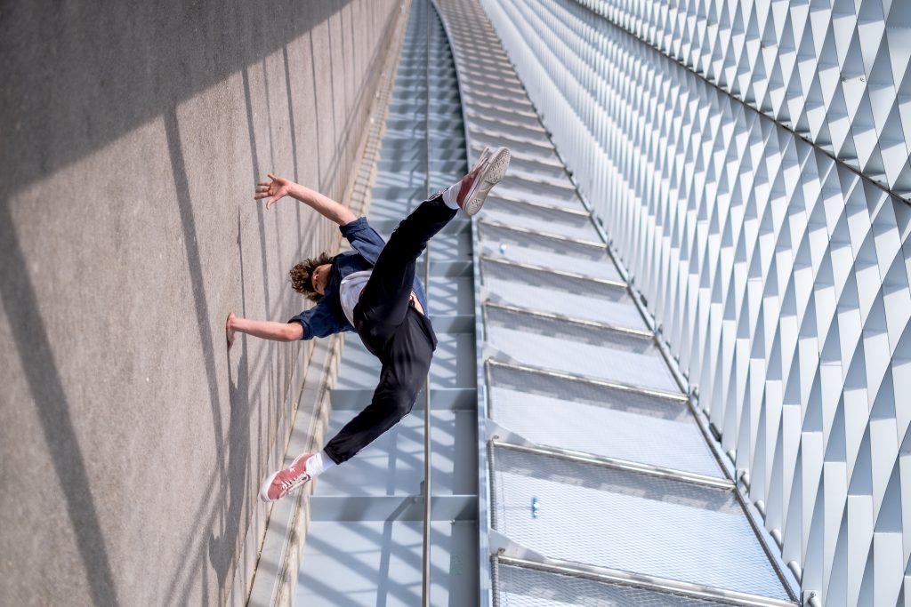 Photographe Lyon Danse Fujifilm