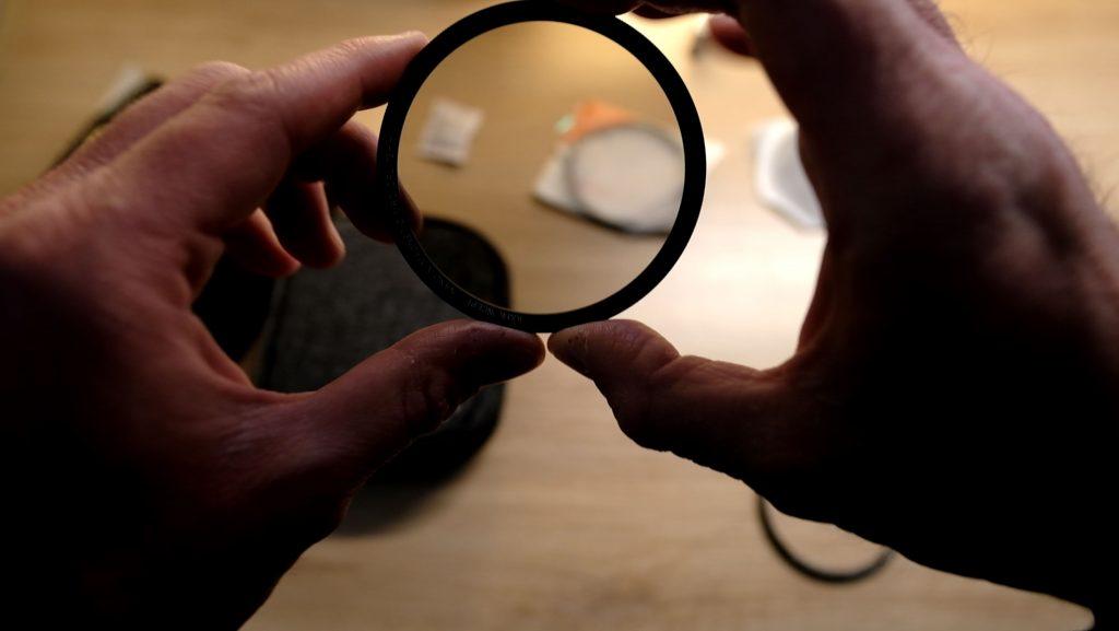 Test filtre polarisant aimant KF CONCEPT